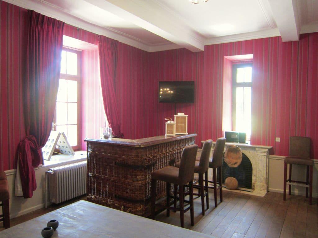 Ferienhaus Luxuriöses Schloss mit Pool und Sauna in den Ardennen (630755), Trois-Ponts, Lüttich, Wallonien, Belgien, Bild 12