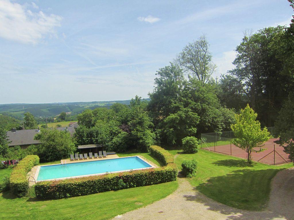 Ferienhaus Luxuriöses Schloss mit Pool und Sauna in den Ardennen (630755), Trois-Ponts, Lüttich, Wallonien, Belgien, Bild 33