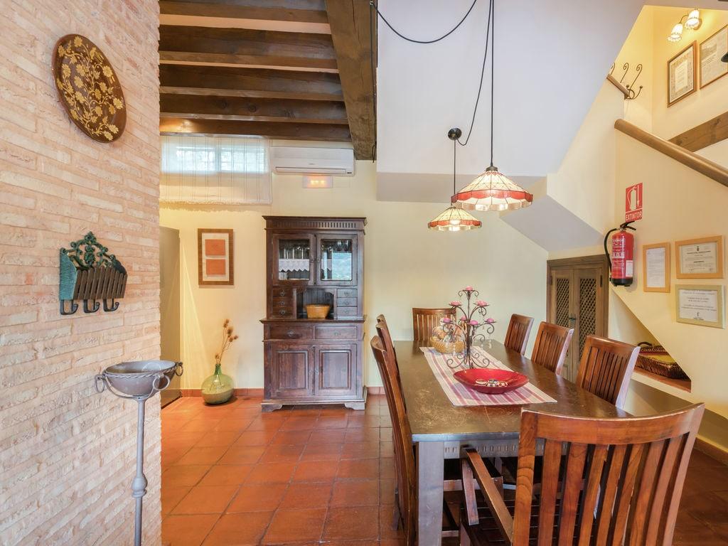 Ferienhaus La Fuente Gorda (637390), Navas de Estena, Ciudad Real, Kastilien-La Mancha, Spanien, Bild 11