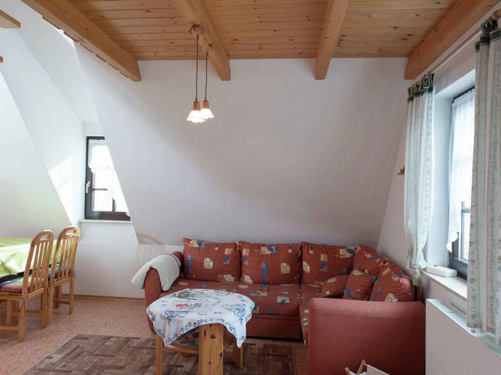 Ferienwohnung Moderne Wohnung in Unterwürschnitz nahe am Skigebiet (635503), Adorf, Vogtland (Sachsen), Sachsen, Deutschland, Bild 3
