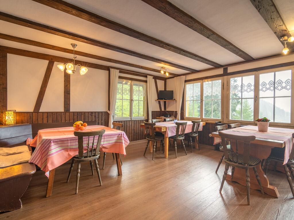 Ferienhaus Ruhiges Ferienhaus im Schwarzwald mit eigener Terrasse (255390), Todtmoos, Schwarzwald, Baden-Württemberg, Deutschland, Bild 10