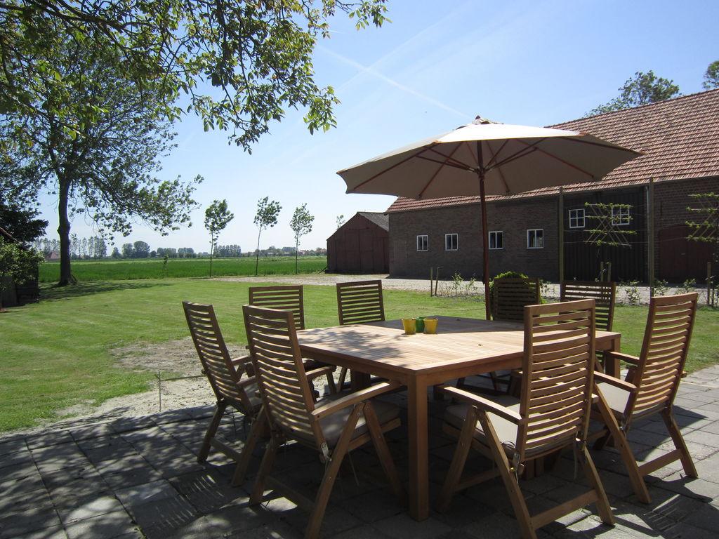 Ferienhaus Modernes Ferienhaus mit Kamin in Zuidzande (224437), Zuidzande, , Seeland, Niederlande, Bild 30