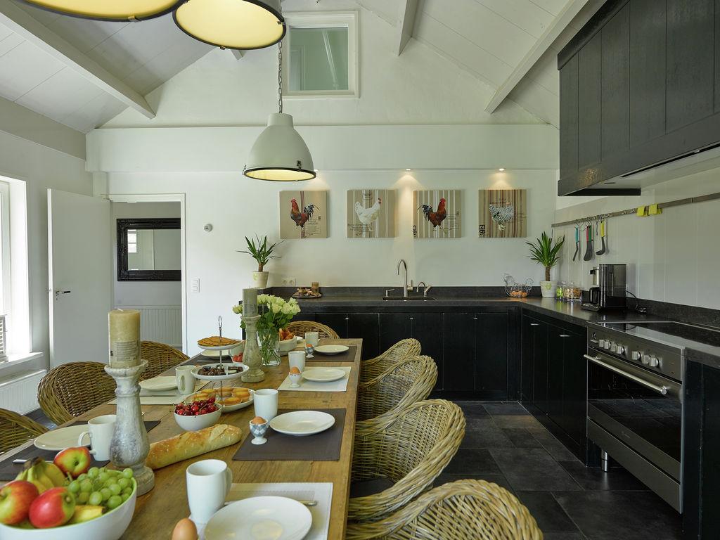 Ferienhaus Modernes Ferienhaus mit Kamin in Zuidzande (224437), Zuidzande, , Seeland, Niederlande, Bild 12