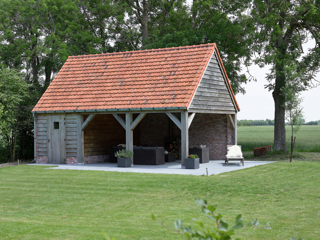 Ferienhaus Modernes Ferienhaus mit Kamin in Zuidzande (224437), Zuidzande, , Seeland, Niederlande, Bild 28
