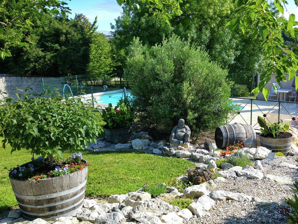 Ferienhaus Modernes Apartment in Segonzac mit Swimmingpool (1404758), Segonzac, Charente, Poitou-Charentes, Frankreich, Bild 24