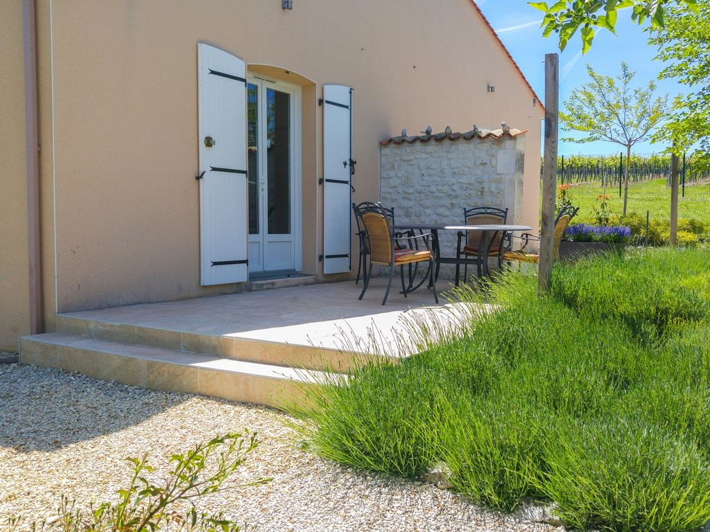 Ferienhaus Modernes Apartment in Segonzac mit Swimmingpool (1404758), Segonzac, Charente, Poitou-Charentes, Frankreich, Bild 17