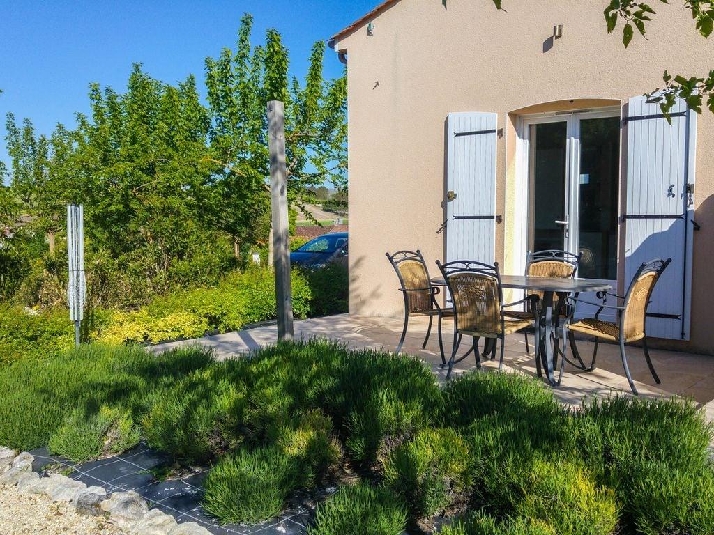 Ferienhaus Modernes Apartment in Segonzac mit Swimmingpool (1404758), Segonzac, Charente, Poitou-Charentes, Frankreich, Bild 4