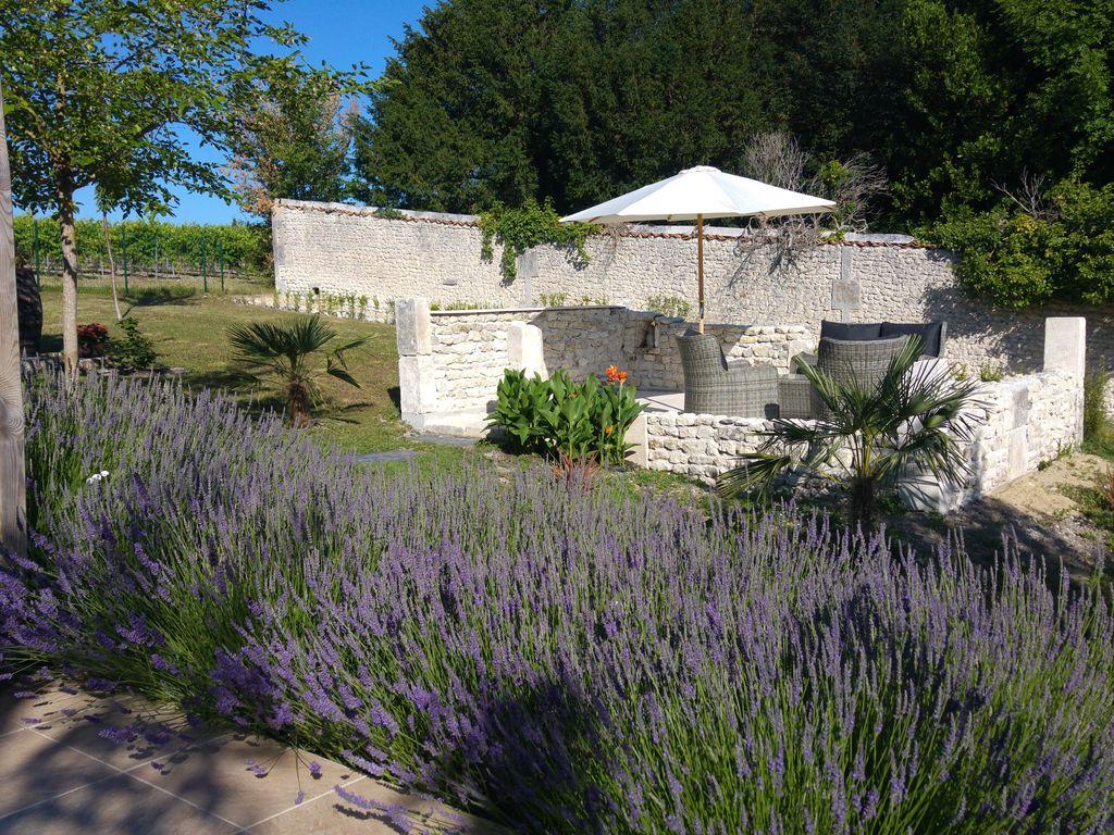 Ferienhaus Modernes Apartment in Segonzac mit Swimmingpool (1404758), Segonzac, Charente, Poitou-Charentes, Frankreich, Bild 18