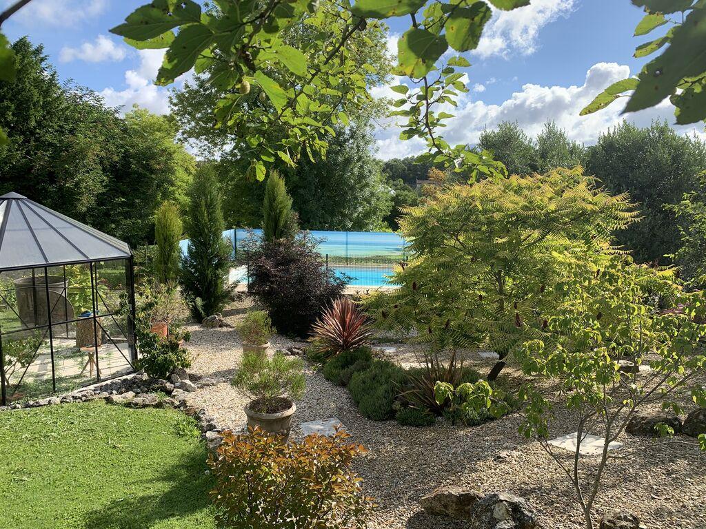 Ferienhaus Modernes Apartment in Segonzac mit Swimmingpool (1404758), Segonzac, Charente, Poitou-Charentes, Frankreich, Bild 8