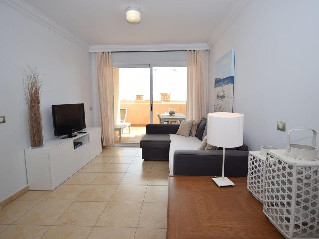 Ferienwohnung Wunderschönes Appartement in Porís de Abona mit Pool (647798), Lomo de Arico, Teneriffa, Kanarische Inseln, Spanien, Bild 13