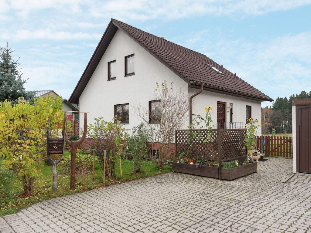 Gemütliches Apartment in Werda mit Garten Ferienwohnung  Vogtland
