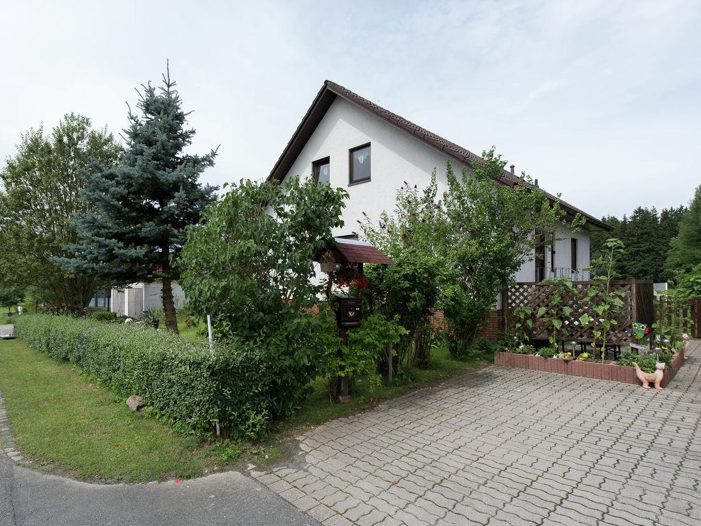 Holiday apartment Gemütliches Apartment in Werda mit Garten (1379280), Falkenstein, Vogtland (Saxony), Saxony, Germany, picture 7