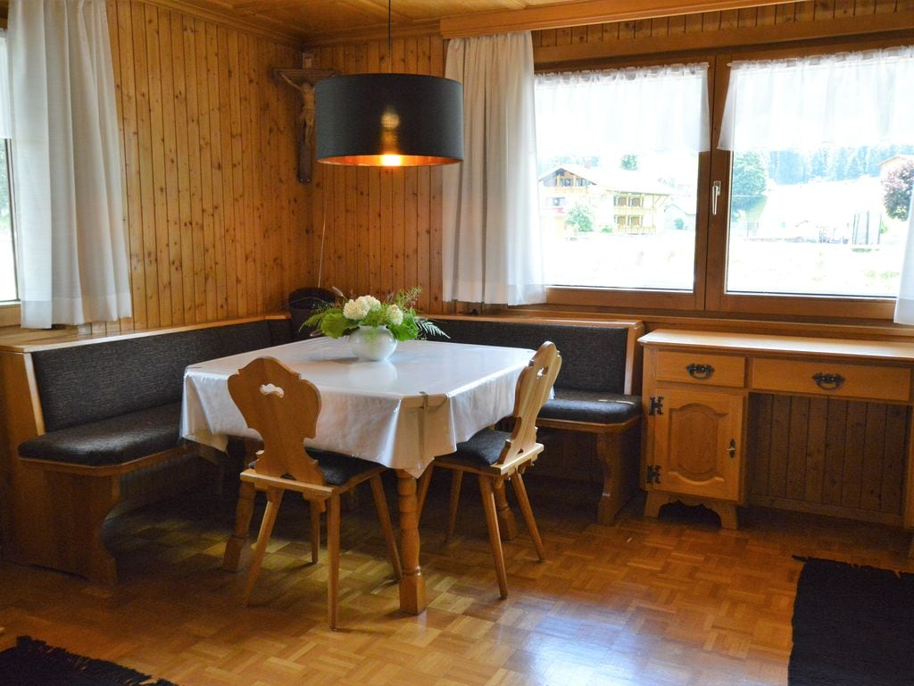 Maison de vacances Erath (642346), Au (AT), Bregenzerwald, Vorarlberg, Autriche, image 3