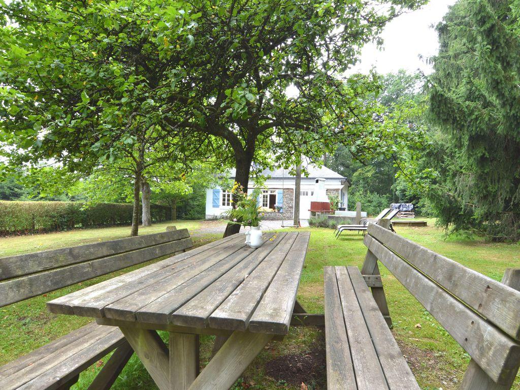 Ferienhaus in Monceau-en-Ardenne mit eingezäuntem Garten (1001123), Bièvre, Namur, Wallonien, Belgien, Bild 26