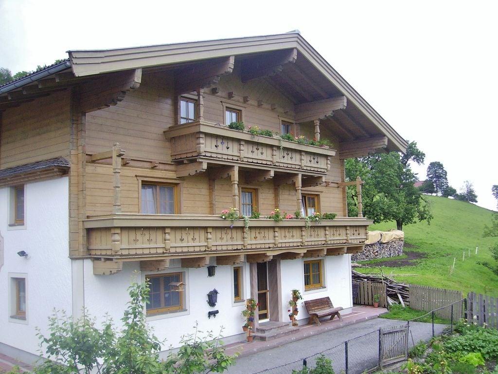 Appartement de vacances Sabine (650896), Uttendorf, Pinzgau, Salzbourg, Autriche, image 1