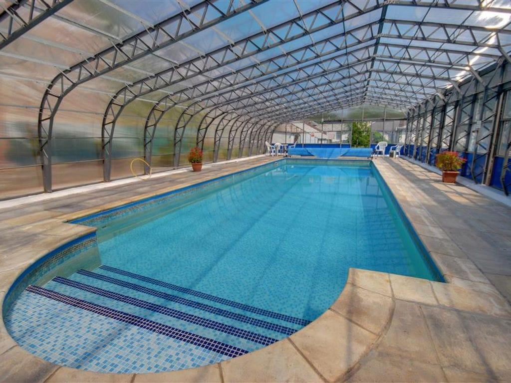 Maison de vacances Luxuriöses Ferienhaus in Barnstaple mit Schwimmbad (668049), Ashford, Devon, Angleterre, Royaume-Uni, image 1