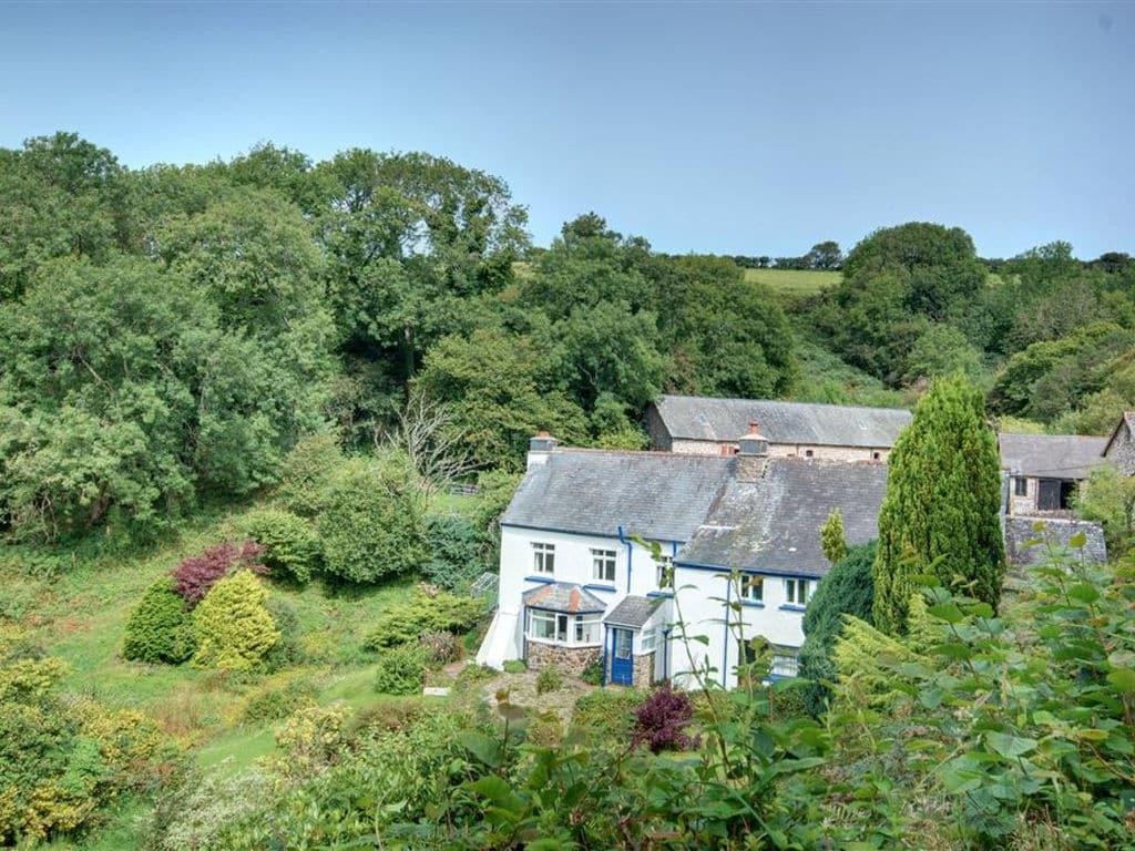 Holiday house Mannacott Farm (668151), Hunter's Inn, Devon, England, United Kingdom, picture 1