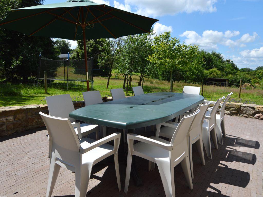 Ferienhaus Geräumiges Ferienhaus mit Garten in Burtonville, Luxemburg (1038715), Vielsalm, Luxemburg (BE), Wallonien, Belgien, Bild 38