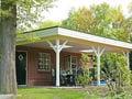 Gemütliches Ferienhaus in Reutum mit Whirlpool