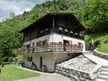 Geräumiges Appartement in Mehlbaum mit Bergblick