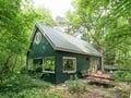 Ruhiges Ferienhaus in Dalfsen in Flussnähe