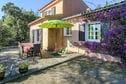 Meer info: Vakantiehuizen  Villa Freesia villa 4 pieces Bormes les Mimosas