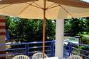 Vakantiehuis Terras/Balkon