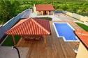 Vakantiehuis Tuin zomer