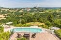 Meer info: Vakantiehuizen  Villa Isa Montefelcino