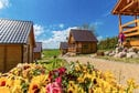 Meer info: Vakantiehuizen West-Pommeren Cottages in seaside agrotourism Niechorze