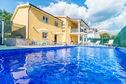 Meer info: Vakantiehuizen  Comfortable Villa Zupan with Private Pool Vranici Kod Visnjana
