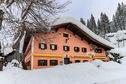 Vakantiehuis Exterieur winter