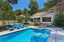 Meer info: Vakantiehuizen  Preciosa casa en Menorca con piscina Son Parc