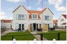 Komfortable Doppelhaus Villa mit WLAN Strand 400 m entf
