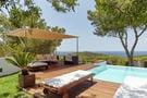 Gemütliche Villa mit Swimmingpool in Santa Agnès de Corona