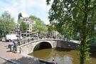 Ferienwohnung in Amsterdam Niederlande in einem Kanalhaus
