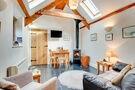 Gemütliches Cottage in Begelly mit Terrasse