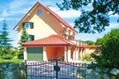 Gemütliches Ferienhaus in Lysniewo Sierakowickie mit Sauna