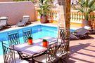 Moderne Villa in der Cala Romantica mit eigenem Pool