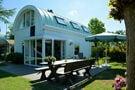 Ruhiges Ferienhaus in Noordwijk mit Terrasse