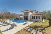 Villa Ragusa near Rovinj with Pool