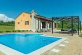 Villa Elida with Pool in a secluded location - Central Istria