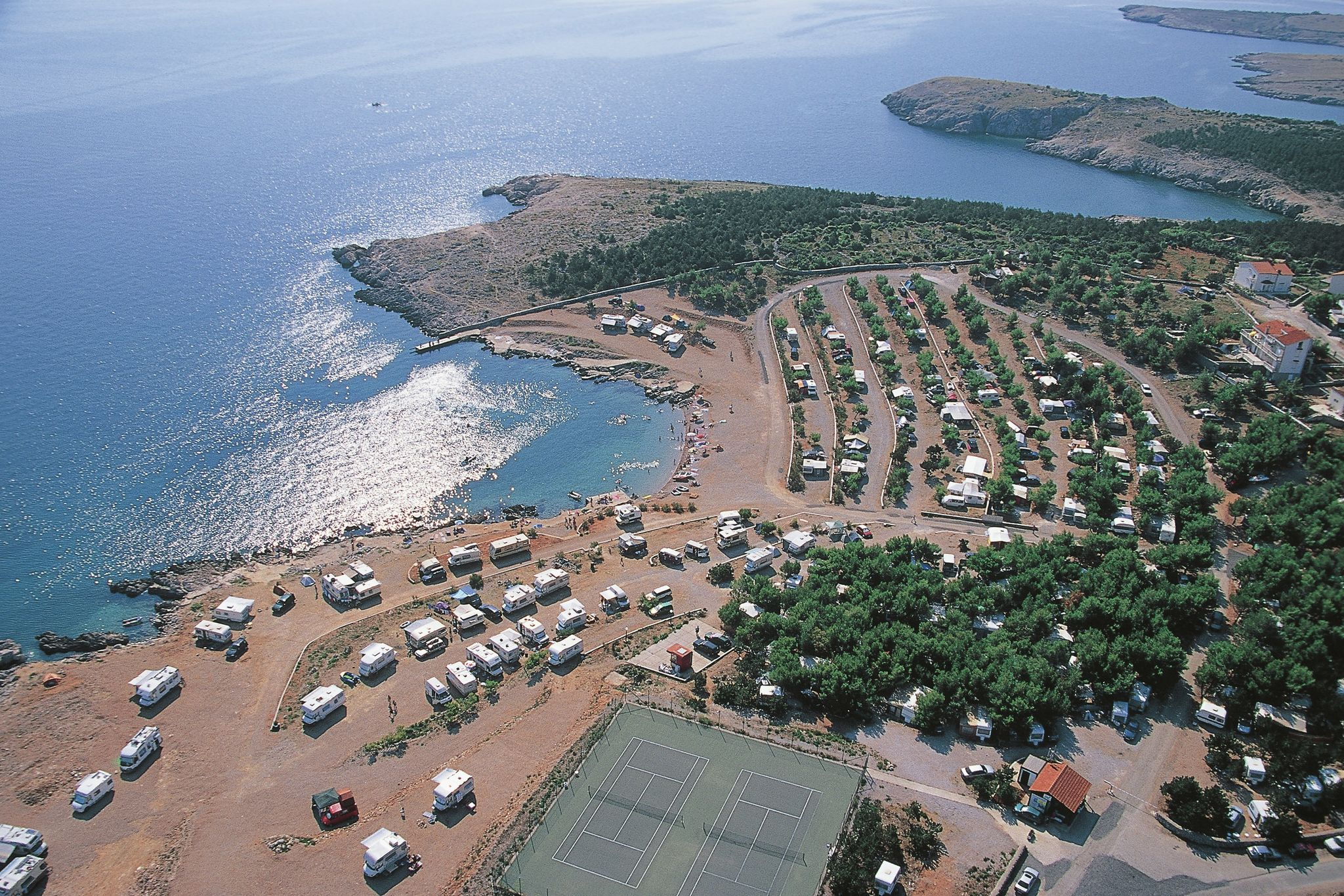 Camping Tiha
