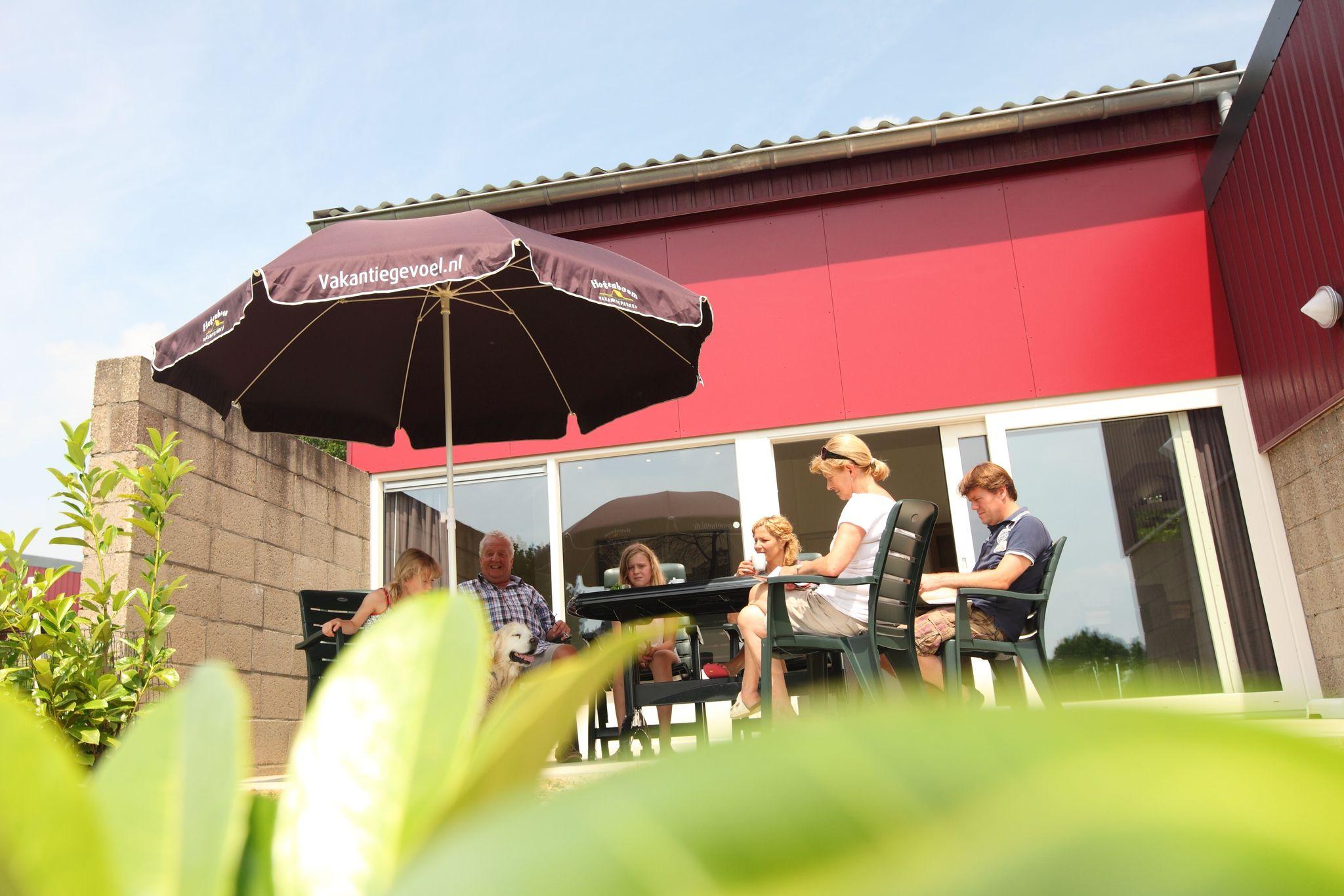 Ferienhaus Bungalowpark Schin op Geul Niederlande - Limburg