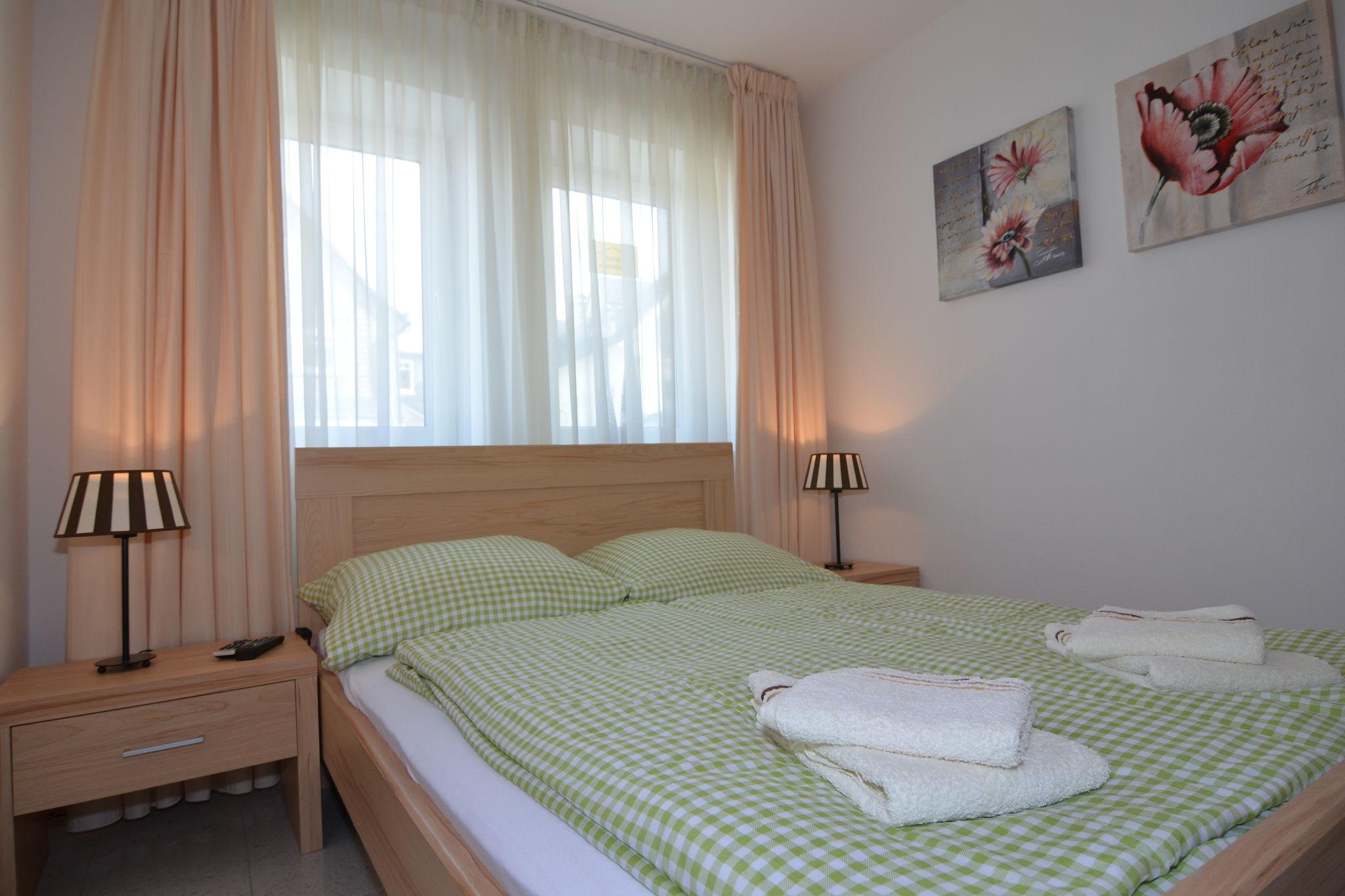 Schöne, moderne Wohnung mit eigener Terrasse in Winterberg