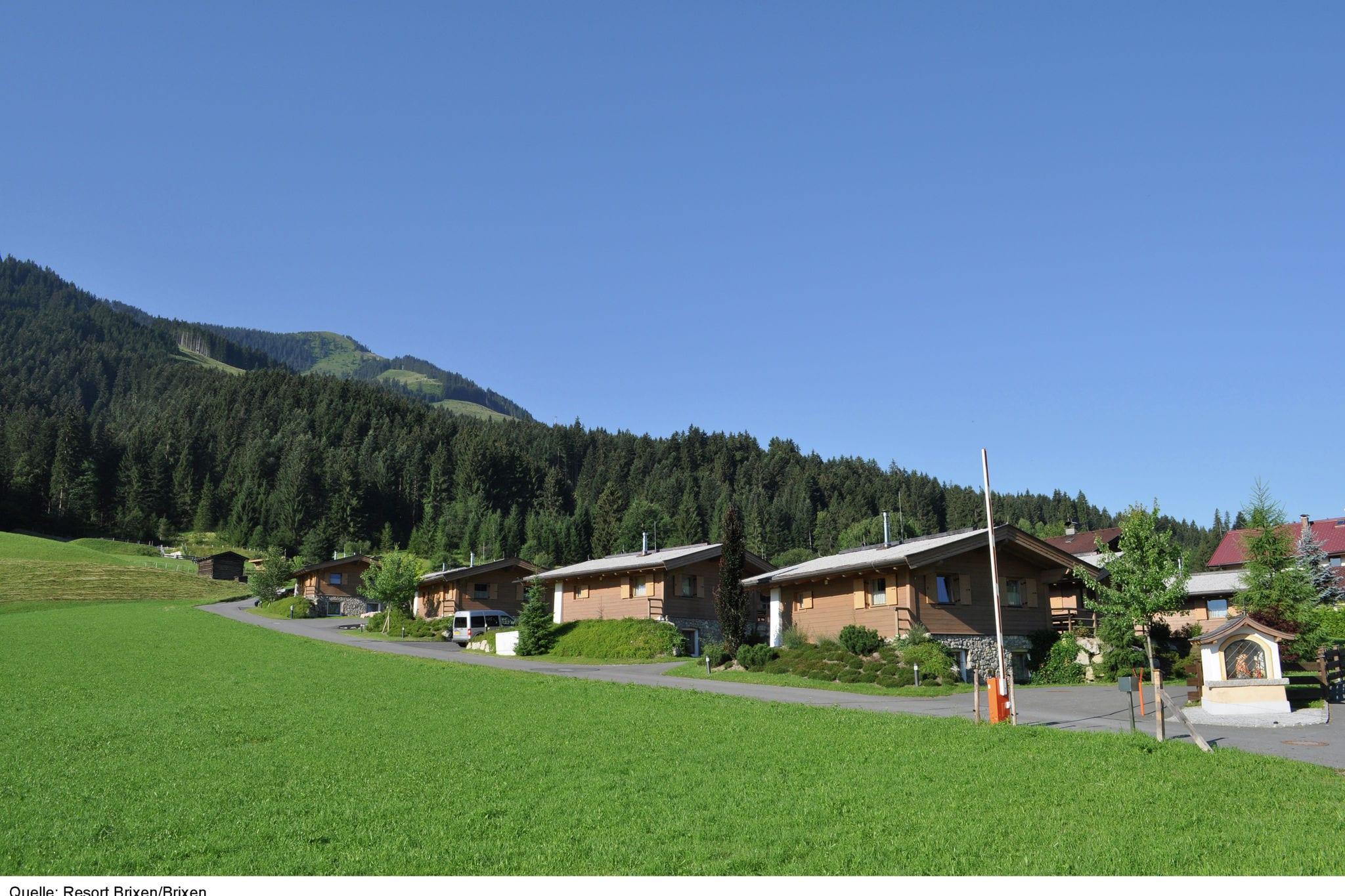 Ferienhaus Chalet Brixen 4 Personen Österreich - Tirol