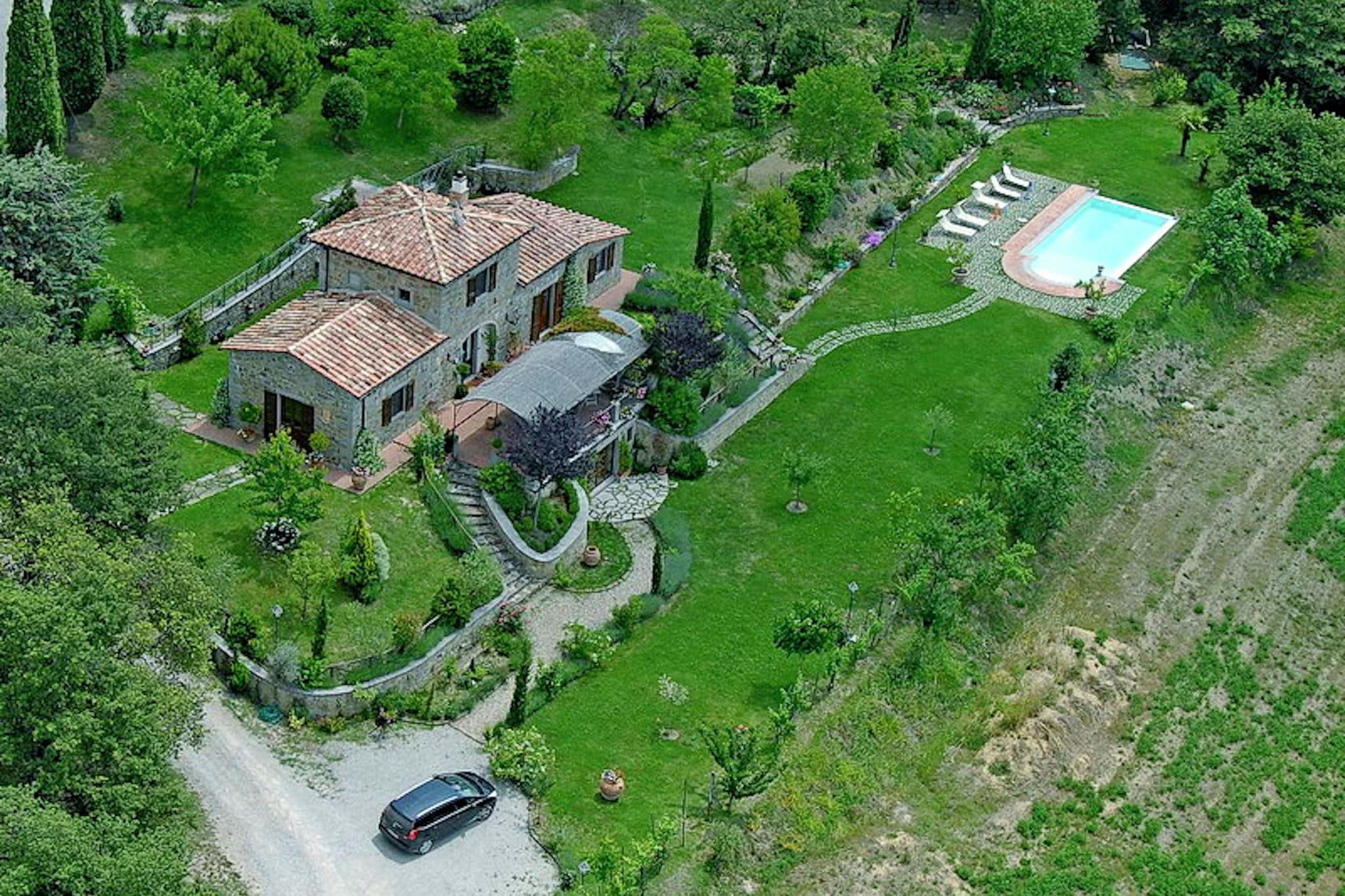 Ferienhaus Villa Giuseppina Italien - Toskana