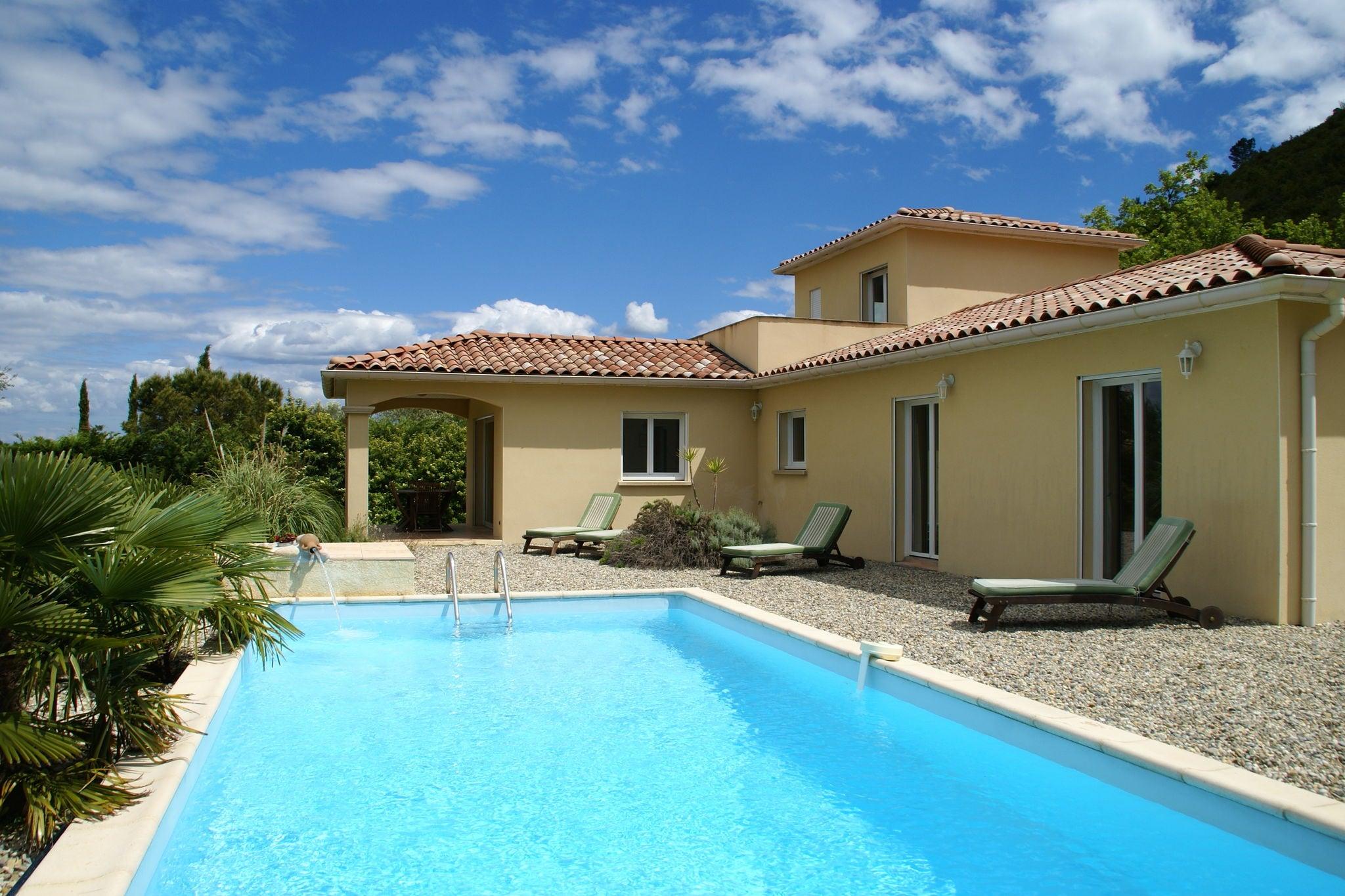 Villa - Les Vans