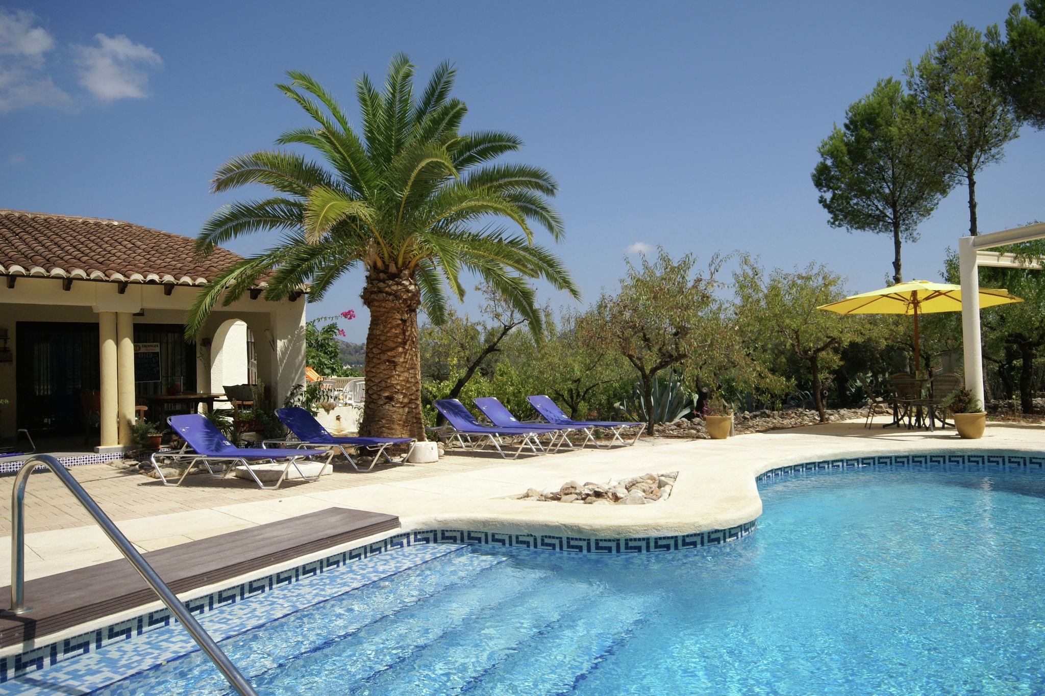 Magnificent Holiday Home in Parcent with Swimming Pool