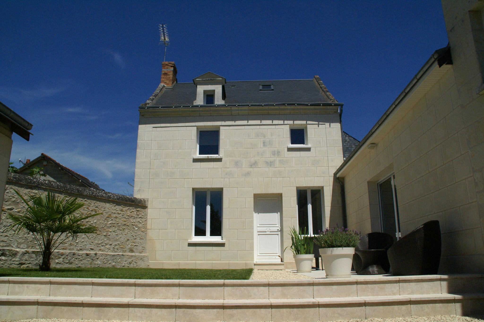 Maison de vacances Beaumont en Véron
